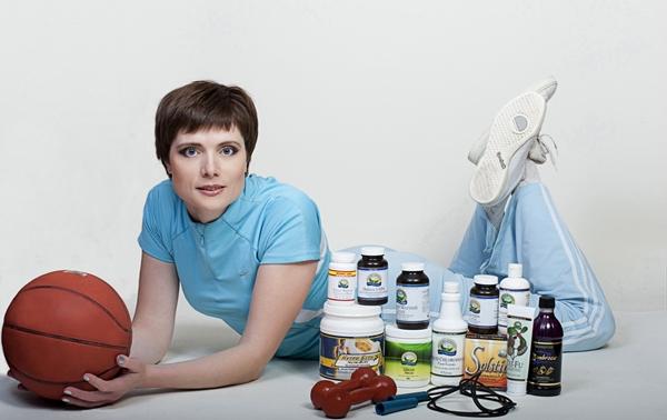 Фото Здоровье - это спорт и правильное питание