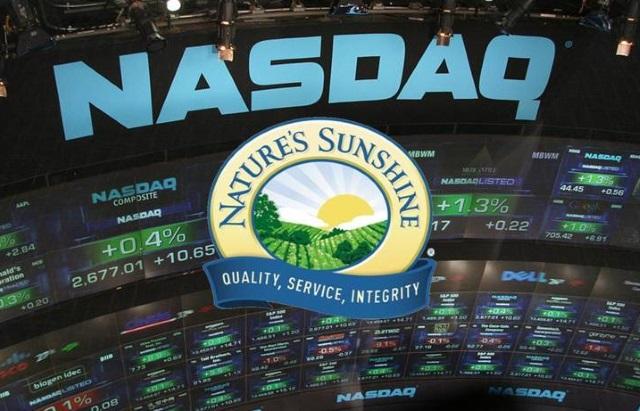 Котировка акций nsp на бирже NASDAQ