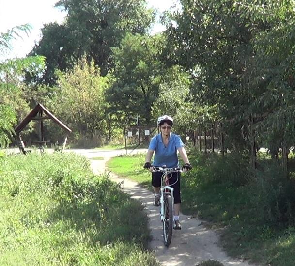 знакомства езда на велосипеде