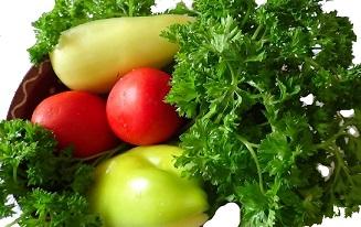 Ощелачивающие продукты питания: таблица