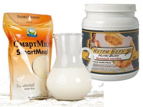 Belkovyie kokteyli NSP лучший источник белка