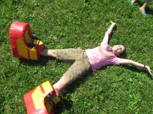 Эффективное средство от жары летом.