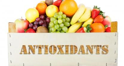 Антиоксидантная активность. Рейтинг продуктов питания.