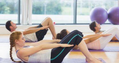 Пилатес — эффективные упражнения для похудения и укрепления здоровья